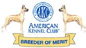Anadane Kennel AKC Breeder of Merit